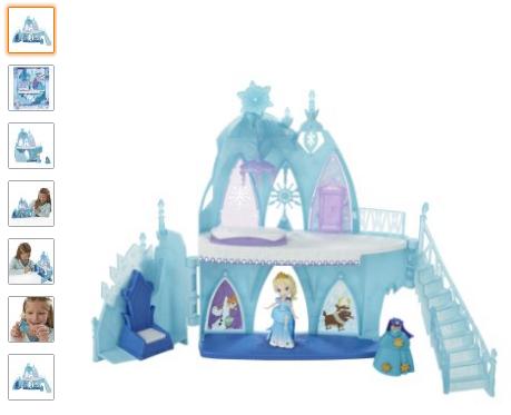 frozen castillo juguete