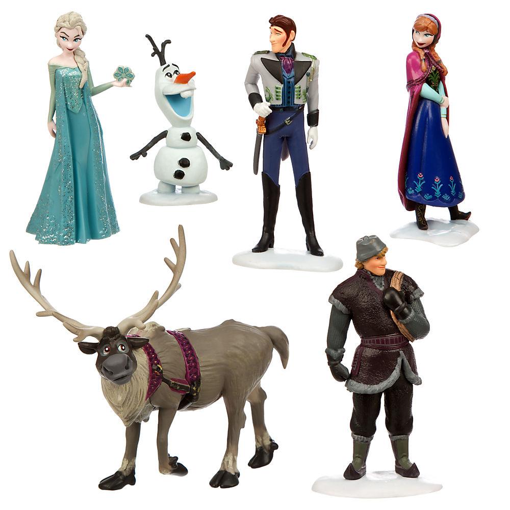 juguetes de frozen pelicula