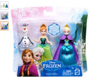 munecas frozen paquete